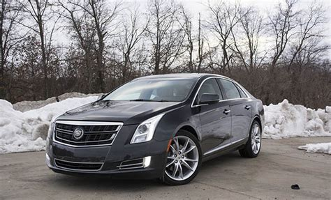 Cadillac Xts To End In 2019, Along With Livery Business
