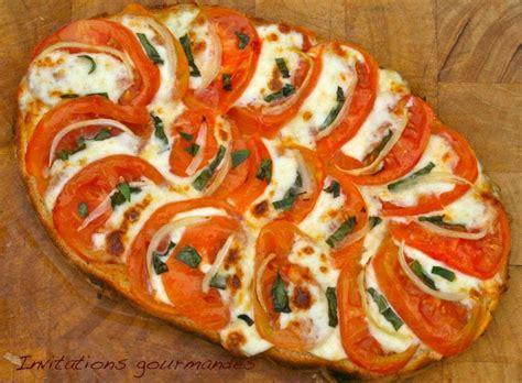 jeux de cuisine salade bruschetta tomate mozarella paperblog