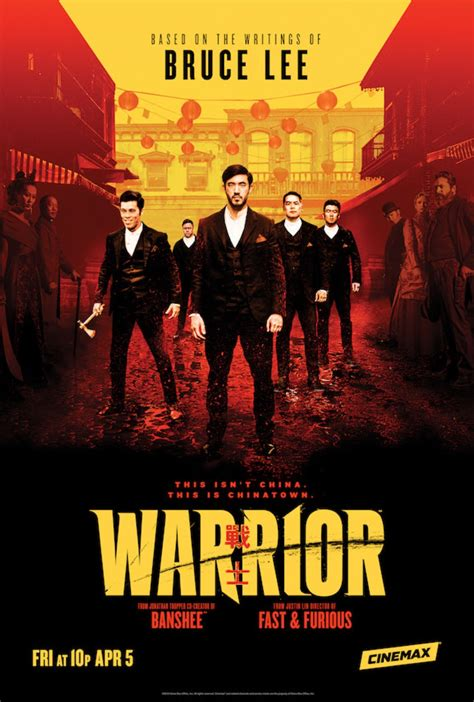 Warrior - Serie 2019 - SensaCine.com