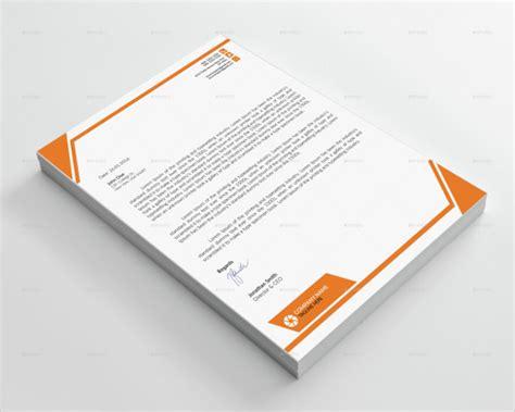 letterhead template psd  printable letterhead