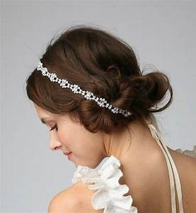 Bridal Hair Accessories Elegant Satin Ribbon With