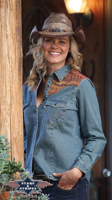 blouses shirt elvita silverado westernstore nijmegen