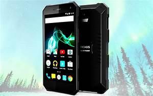 Archos 50 Saphir Outdoor Smartphone Mit Ip68 Für 230 Euro