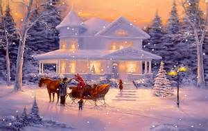 beautiful merry winter images happy