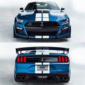 """SVT SHELBY AMERICAN ™ on Instagram: """"2020 Shelby GT500 will offer only an Automatic Transmission ..."""