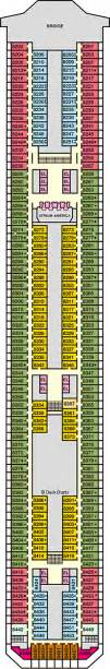 carnival valor deck plans carnival valor cruise ship deck plans on cruise critic