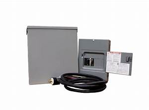 Winco Square D Ets 60a Transfer Switch Kit