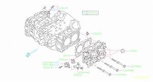 Subaru Forester Engine Variable Valve Timing  Vvt  Solenoid  Cylinder  Head  System