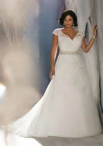 a line wedding dresses with sleeves a line cap sleeve v neck organza lace beaded plus size wedding dress with buttons