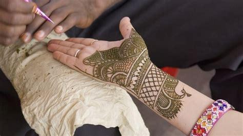 henna paste selber machen henna schablone selber machen