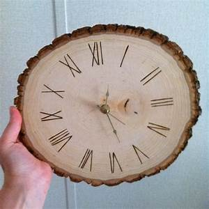 Wood, Burned, Clock, For, Father, U0026, 39, S, Day, Art, Artist, Artistic, Artsy, Artsyfartsy, Clock, Woodclock