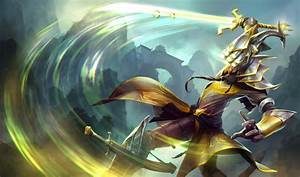 League of Legends: PBE Update: Nami, Leblanc, and Master ...