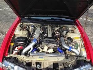 Rebuilt Motor  1998 Nissan 240sx