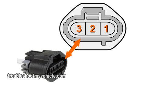 part 2 how to test throttle position sensor ford 1 9l 2 0l