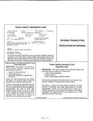 auto insurance card template free auto insurance card template pdf best business template