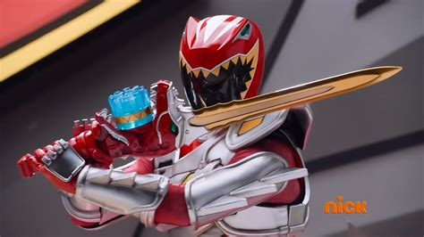 power rangers dino super charge red ranger episodes