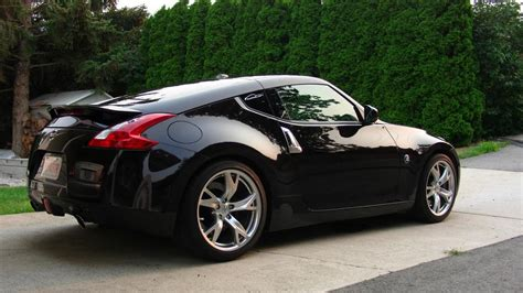 nissan  forum wheees album  black rose coupe