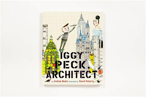iggy peck architect hardcover abrams