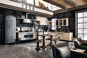 Küchen Vintage Style : retro k che coole trendk chen edle landhausk chen ~ Sanjose-hotels-ca.com Haus und Dekorationen