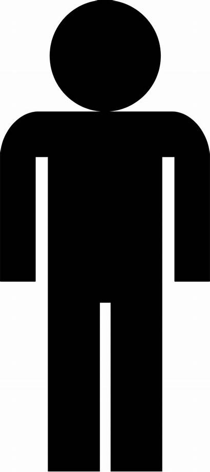 Symbol Male Clipart Human Clipartmag