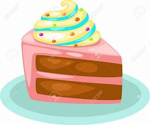 Cute slice of cake clipart - BBCpersian7 collections