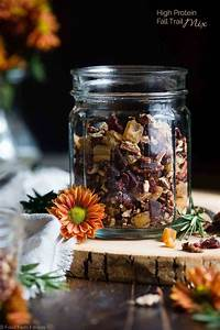 Fall Trail Mix Recipe With Protein