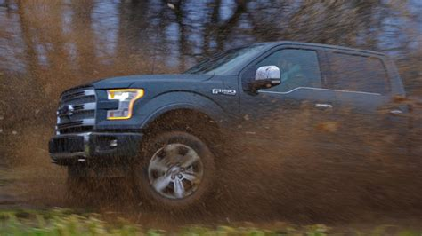 1,000 Hard Miles In The Most Expensive 2015 Ford F 150