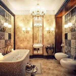 Badezimmer Retro Look : 27 richtig tolle bilder von vintage bad ~ Orissabook.com Haus und Dekorationen