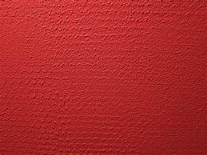 Red Concrete Wall Texture - PhotoHDX
