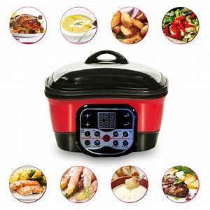 Appareil De Cuisson Multifonction : appareil de cuisson et de cuisine speed chef 8 en 1 digital ~ Premium-room.com Idées de Décoration