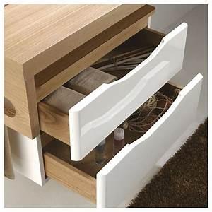 Meuble Salle De Bain Rangement : meuble tiroirs rangement salle de bain ~ Dailycaller-alerts.com Idées de Décoration