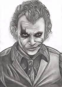 Joker Drawings Pencil