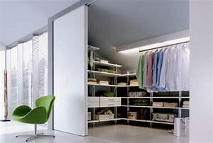 Begehbarer Kleiderschrank Dachschräge : luxus begehbarer kleiderschrank 120 modelle ~ Eleganceandgraceweddings.com Haus und Dekorationen