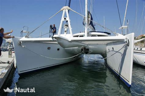 Catamaran Charter Trogir by Katamaran Chartern Fountaine Pajot Eleuthera 60 Im Port
