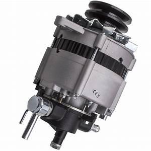 Alternator With Pump To Nissan Patrol Td42 Rd28 Diesel