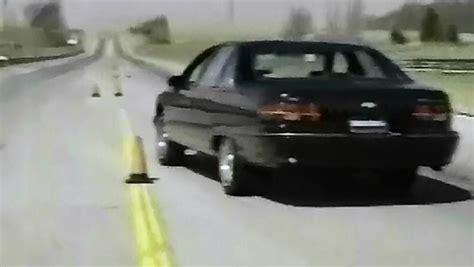 chevrolet caprice classic test drive