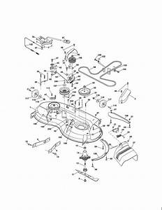 Craftsman Model 917288520 Lawn  Tractor Genuine Parts