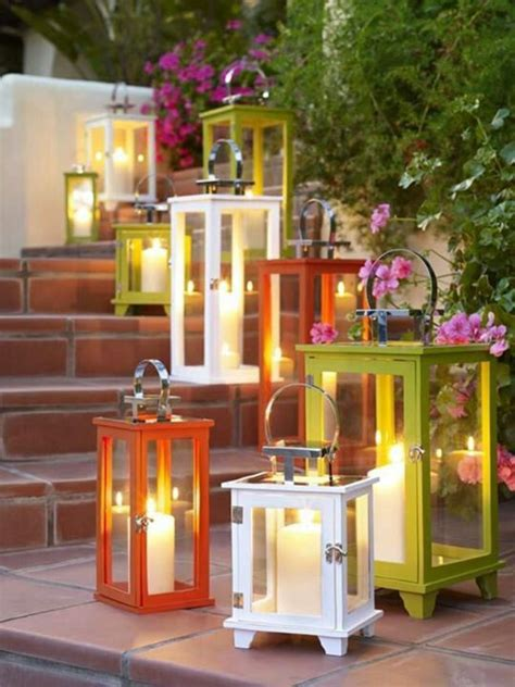 Garden Candle Lanterns by 25 Best Ideas About Outdoor Lantern On