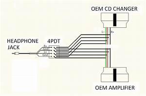 Diy Hardwire Auxiliary Input To Stock 3es Radio