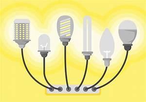 Led Light Bulb Symbol Unique Led Lights Vectors Download Free Vectors Clipart