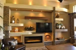 bathroom shelf decorating ideas media wall 4 contemporary family room by thunderbird custom design