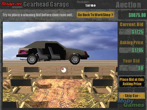 Gearhead Garage Version by Snap On Presents Gearhead Garage The