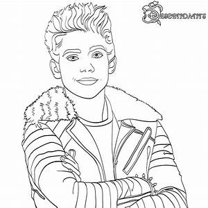 Descendants Coloring Pages Best Coloring Pages For Kids