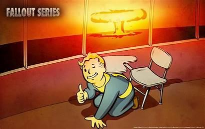 Vault Fallout Boy Vegas Wallpapers Desktop Mobile