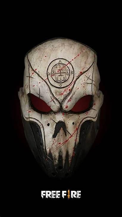 Fire Mask Skull Zedge Wallpapers Iphone 4k