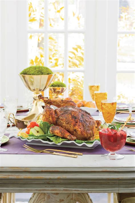What is a traditional southern christmas dinner? Christmas Dinner Menus Perfect for Your Party - Southern Living