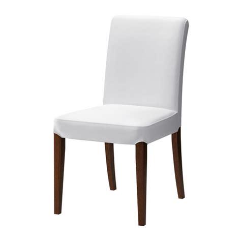 henriksdal chair gobo white ikea