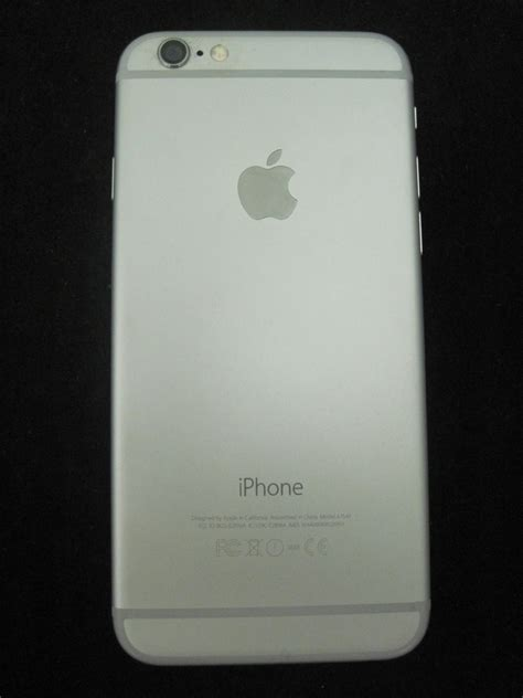 apple iphone 6 verizon apple iphone 6 a1549 64gb white verizon ebay