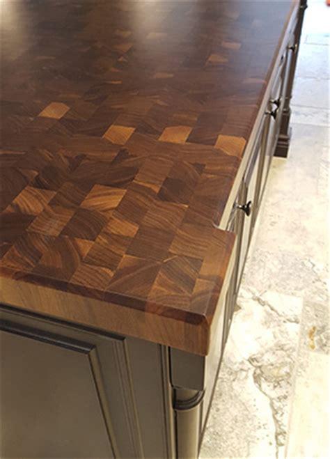 Canadian Butcher Block Company Solid Wood Countertops