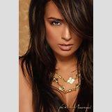 Dark Brown Hair With Caramel Highlights | 488 x 737 jpeg 98kB